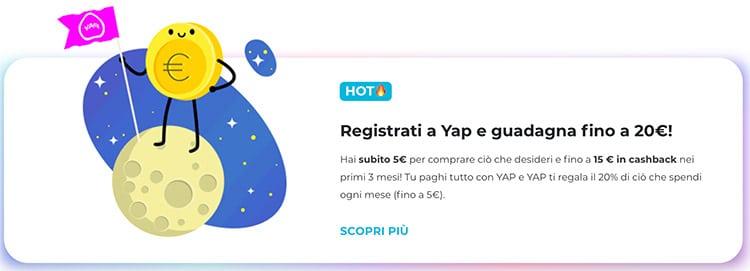 Bonus YAP App