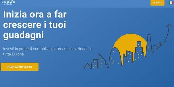 Crowdestate Come Funziona? Crowdfunding Immobiliare Italia