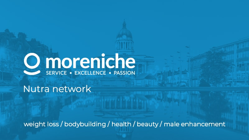 MoreNiche Affiliate Network