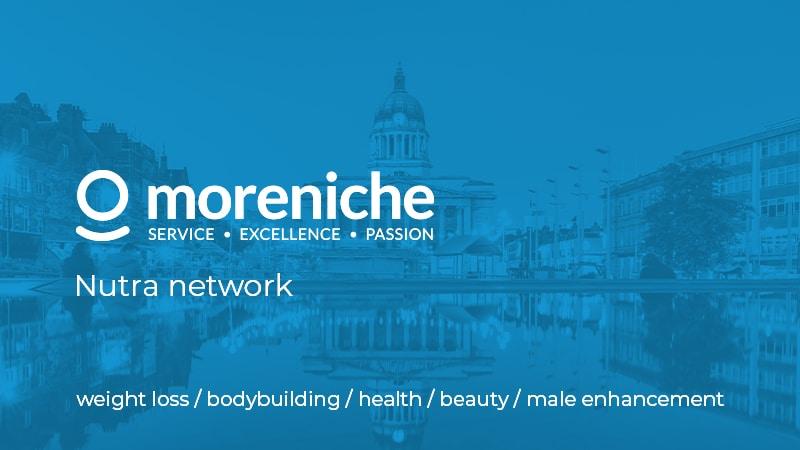MoreNiche Affiliate Network