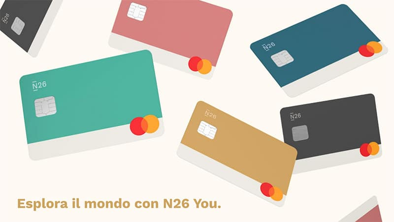 N26 You, il Conto N26