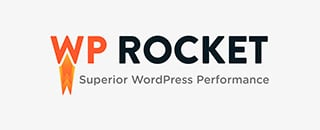 WP Rocket Logo - HQ