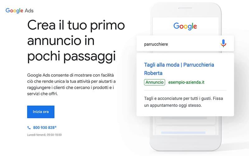 Corso Google AdWords Online in Italiano