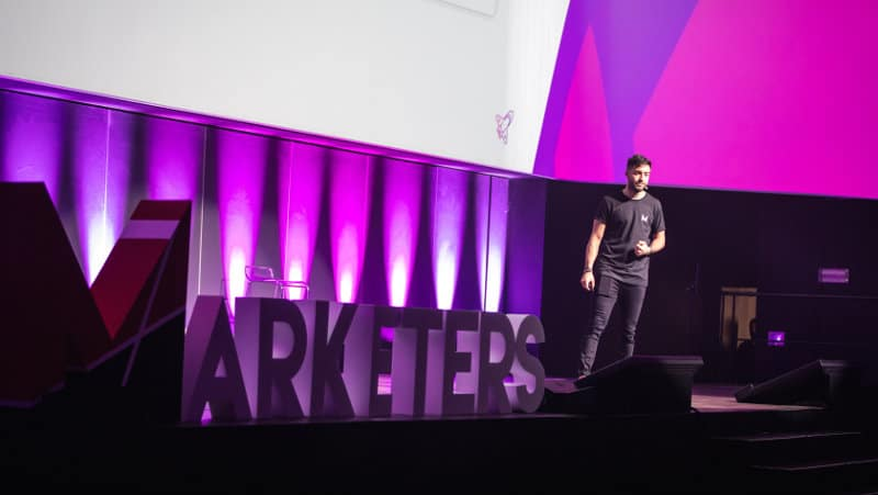 Marketers World Dario Vignali