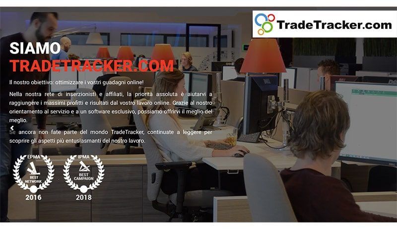 Affiliazione TradeTracker