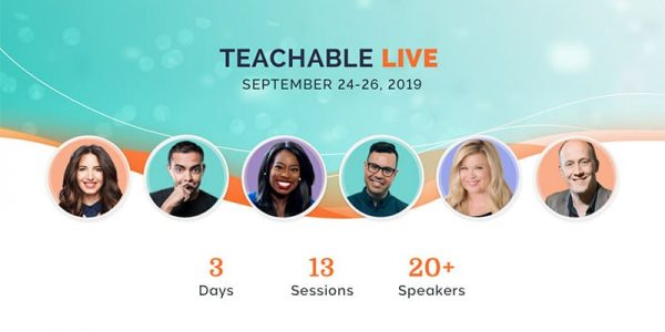 Teachable Live Summit