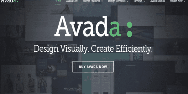 Avada Themeforest Template WordPress