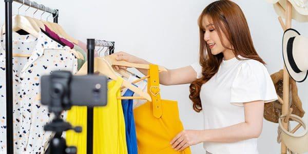 Fashion Blogger Moda Donna