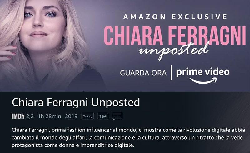 Recensione Unposted Chiara Ferragni