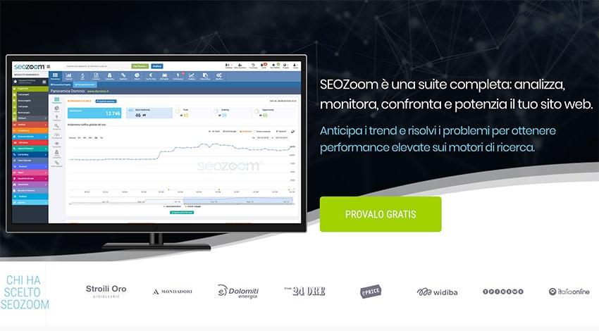 Seozoom Prezzi: Nuovo Piano Blogger