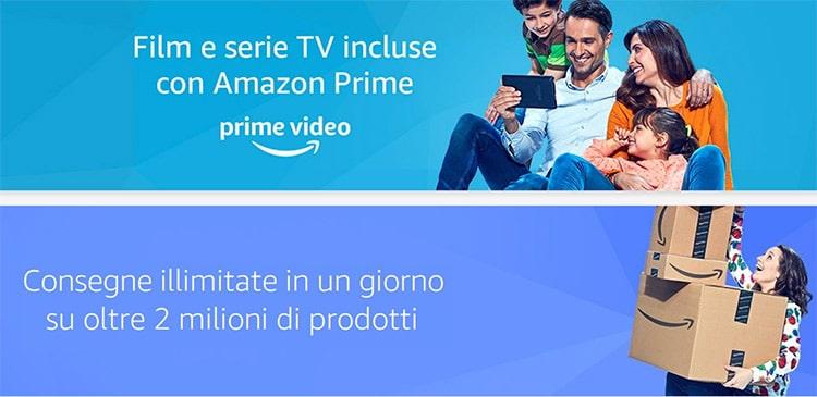 Amazon Prime Conviene?