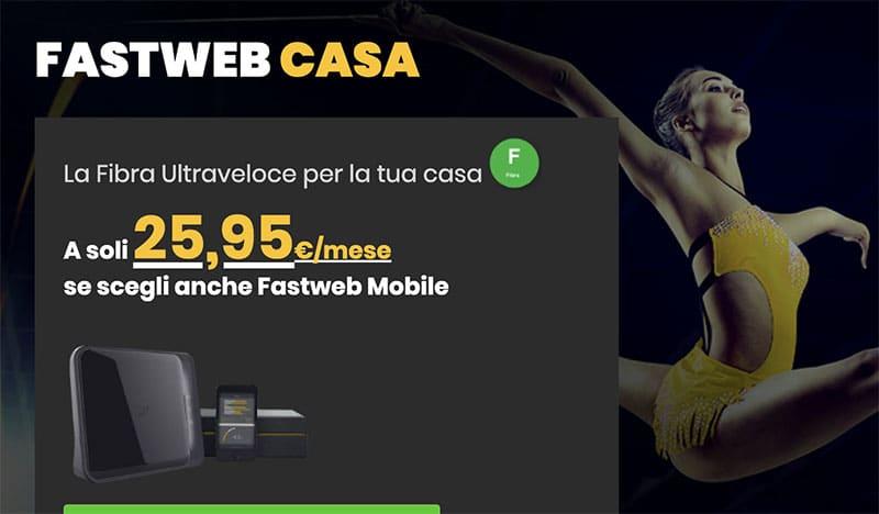 Offerte Fastweb Casa