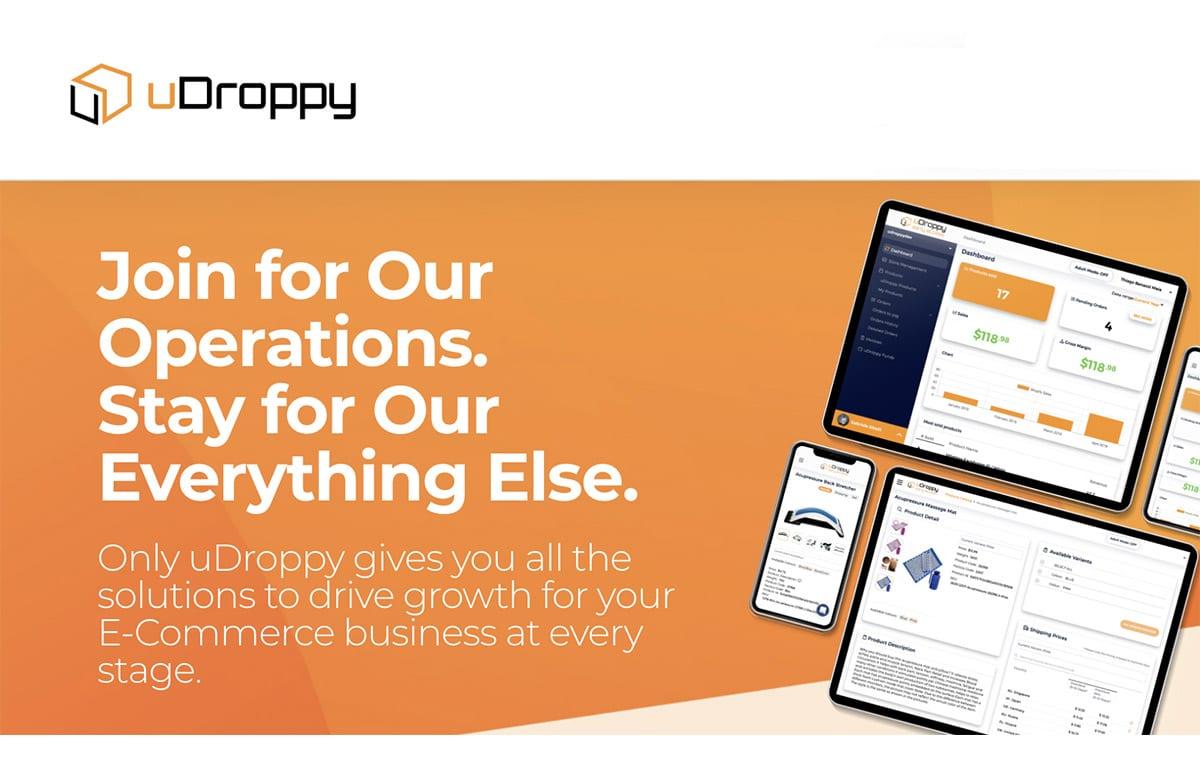uDroppy Come Funziona? Guida Completa Dropshipping con uDroppy