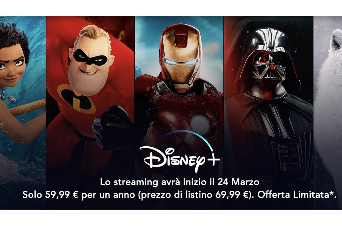 Disney Plus Italia Guida Completa: Costo Disney+ Abbonamento, Catalogo