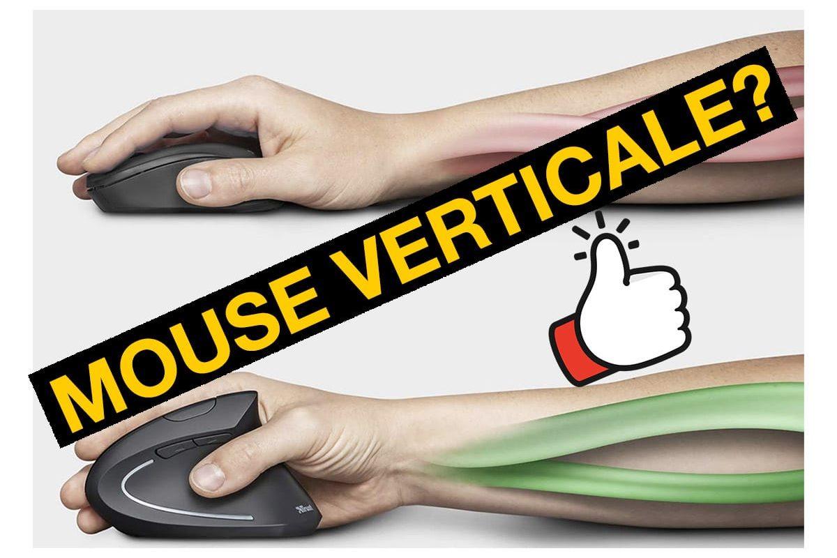 Mouse Verticale e Mouse Ergonomico: Quale Scegliere?