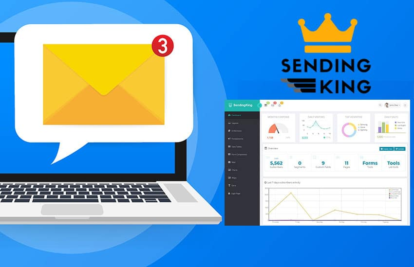 Recensione SendingKing Piattaforma di Email Marketing