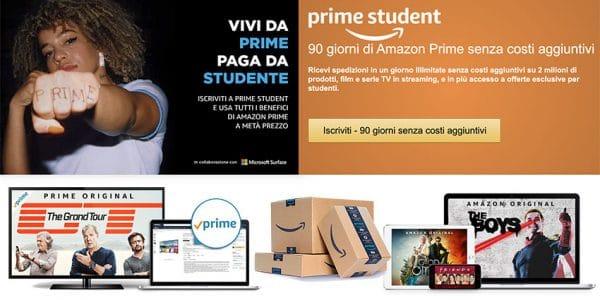 Amazon Prime Student Come Funziona? Opinioni e Costi