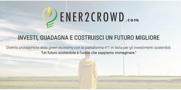 Recensione Ener2Crowd Lending Crowdfunding
