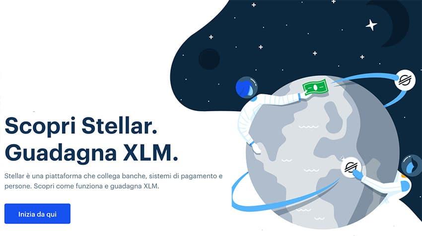 Come Comprare Stellar Lumens (Criptovaluta)