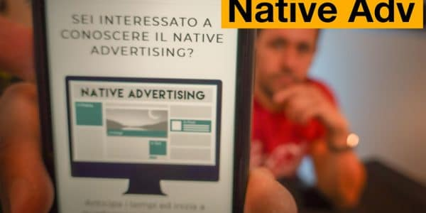 Native Advertising Mastery: il Corso sul Native Advertising?