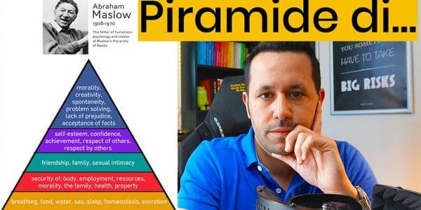 Piramide di Maslow: Marketing e Comunicazione