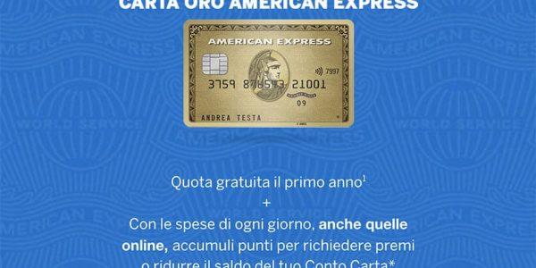 American Express Oro: Opinioni e Recensione