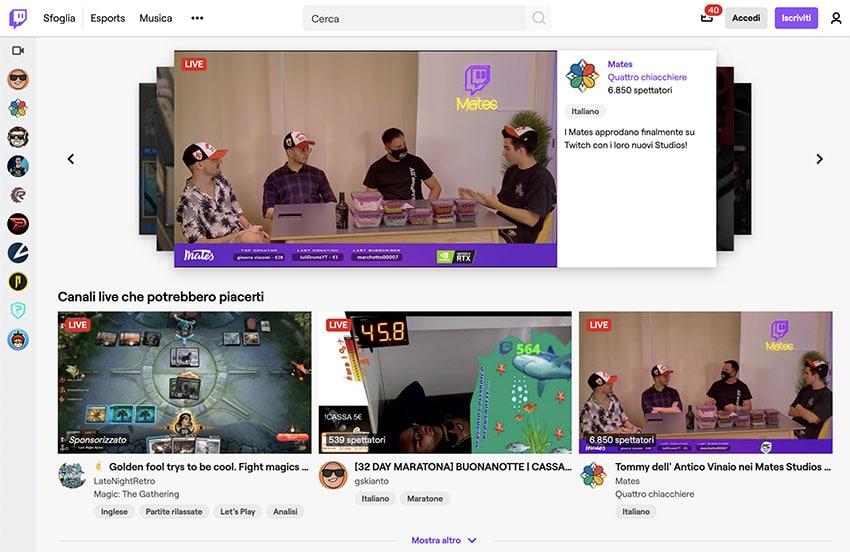 Twitch Come Funziona? Guida Completa in Italiano