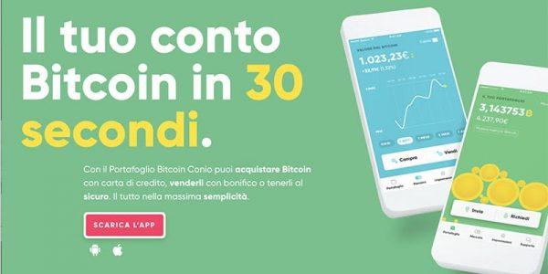 Recensione Conio Portafoglio BitCoin: Guida Completa in Italiano