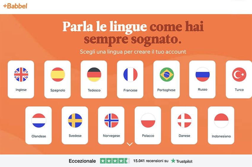 Babbel Opinioni: Imparare l'Inglese Con un App?