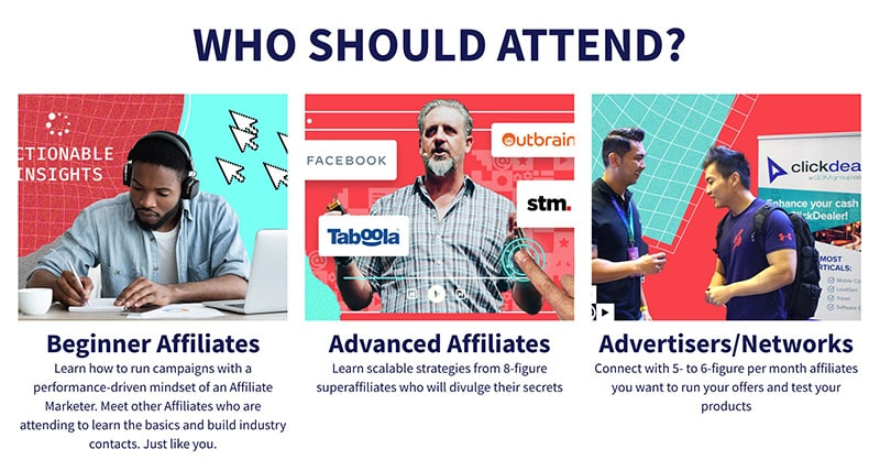 AdWorld Conference - Affiliate Marketing