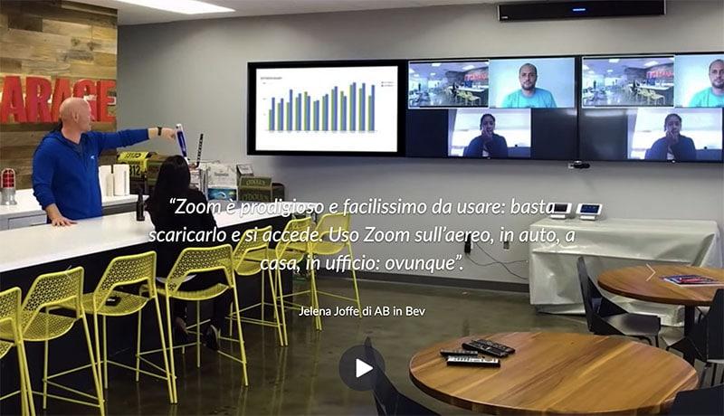 Come fare webinar con Zoom