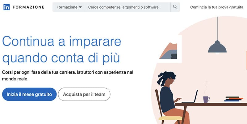 LinkedIn Learning Italia