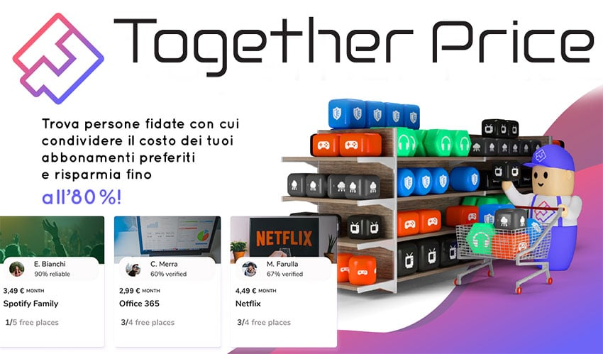 Together Price Come Funziona?