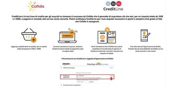 Amazon Pagamento a Rate: Come Funziona?