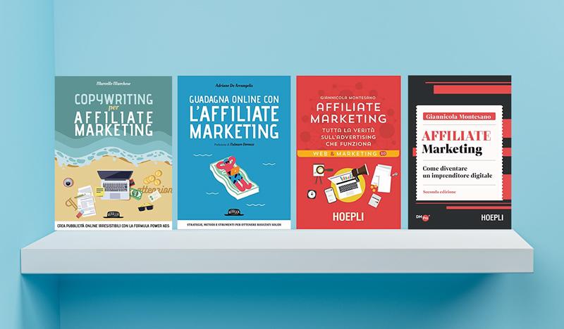 Migliori libri sull'affiliate marketing in libreria