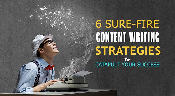 6 Strategie di Content Writing Per Acquisire Traffico Organico