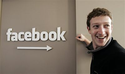 Mak Zuckerberg - Facebook