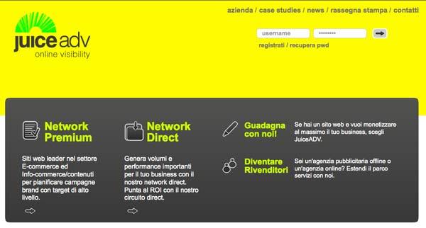 Guadagnare Online: Pay Per Click - Alternative Adsense - JuiceAdv?