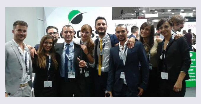 Across unica Affiliate Company italiana al DMEXCO 2016