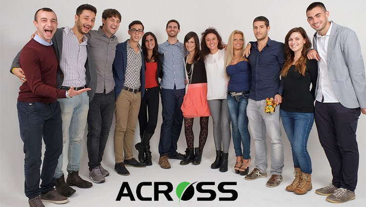 Across: soluzioni di web marketing mix