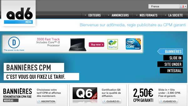 Network di Affiliazione Online: Ad6 Media