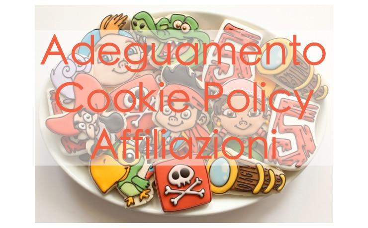 Adeguamento Cookie Affiliazioni - Network di Affiliazione?