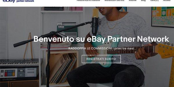 Affiliazione Ebay: Guadagnare Con eBay Partner Network
