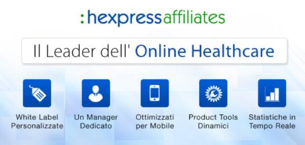 Affiliazione Hexpress Affiliates: Iscriviti e Guadagna Online