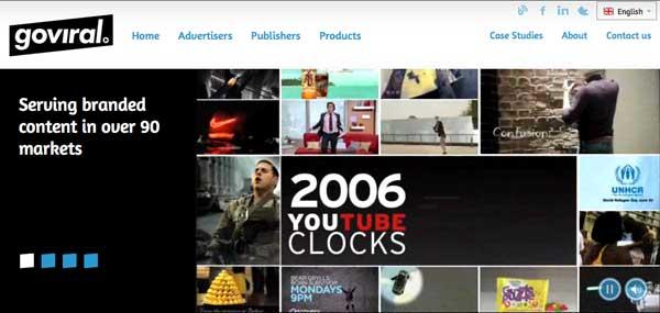 Affiliazioni Video Online: Goviral Guadagnare Con Pubblicità Video