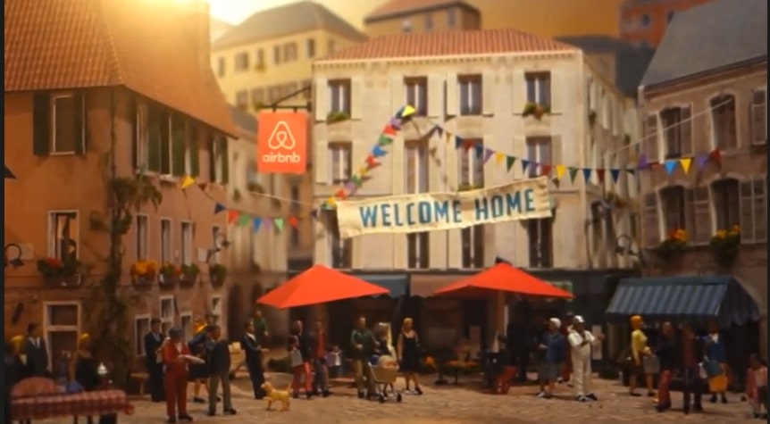 "Airbnb Commercial ""Small World"" - Welcome to Airbnb 2014"