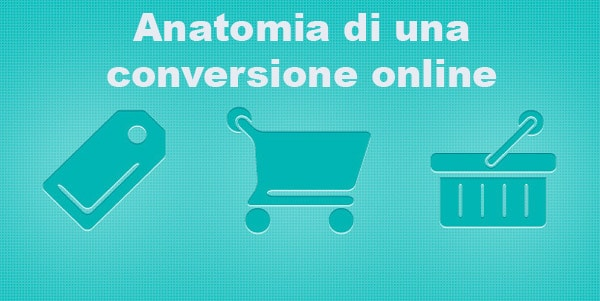 Anatomia di una Conversione Online - Web Marketing