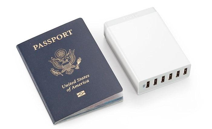 Multipresa USB 5 Porte - Alimentatore USB Multidevice