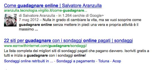Authorship si o authorship no?