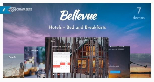 Bellevue - Hotel + Bed & Breakfast Booking